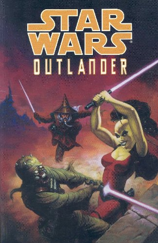 9781569715147: Star Wars: Outlander