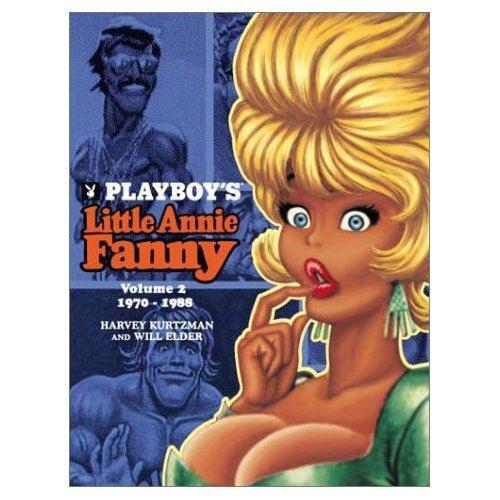Little Annie Fanny, Volume 2: 1970-1988: Kurtzman, Harvey; Elder, Will