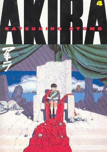 Akira Book 4: Otomo, Katsuhiro