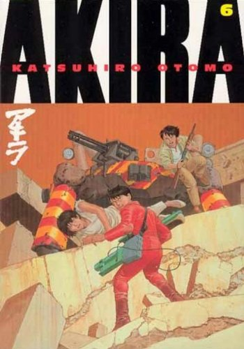 Akira, Vol. 6: Katsuhiro Otomo