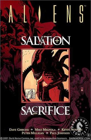 Aliens: Salvation and Sacrifice: Dave Gibbons