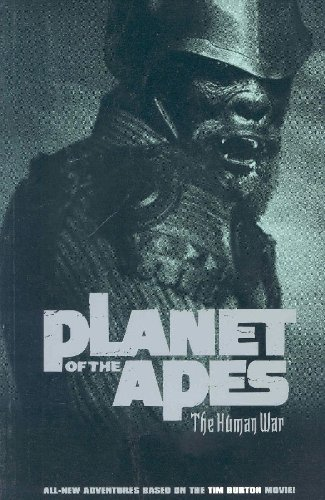 9781569715840: Planet of the Apes: The Human War