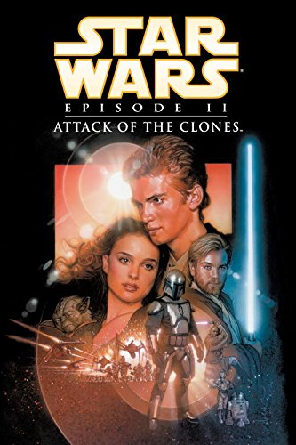 9781569716090: Star Wars Episode II: Attack of the Clones