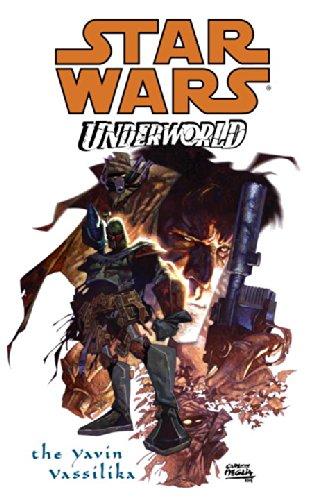 9781569716182: Star Wars: Underworld - The Yavin Vassilika