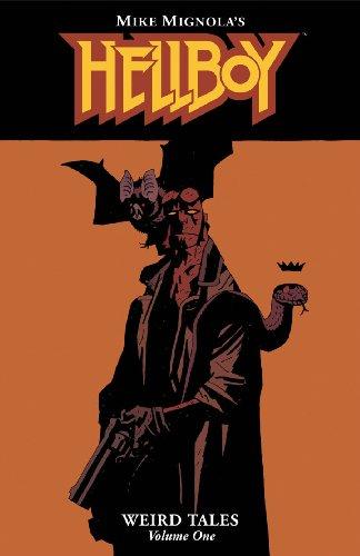 9781569716229: Hellboy: Weird Tales, Vol. 1