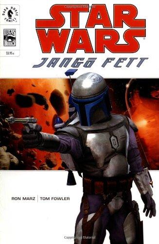 9781569716236: Star Wars: Jango Fett (Star Wars (Dark Horse))