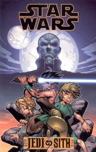 9781569716496: Star Wars: Jedi Vs. Sith