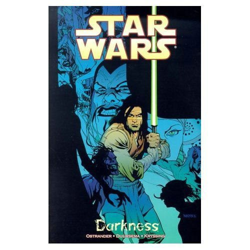 9781569716595: Star Wars: Darkness (Star Wars (Dark Horse))