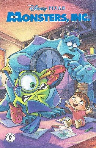 9781569716700: Monsters, Inc.