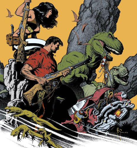 9781569716915: Xenozoic Tales Volume 2 The New World