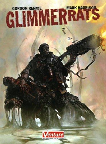9781569716984: Glimmer Rats