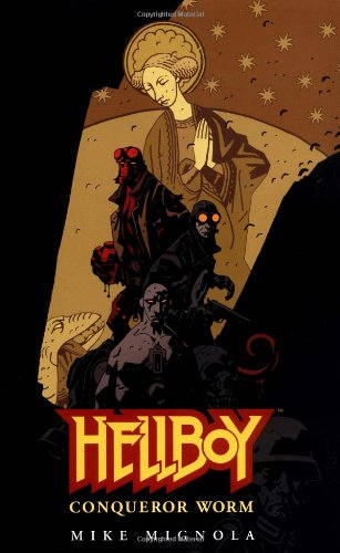 9781569716991: Hellboy: Conqueror Worm (Hellboy (Graphic Novels))
