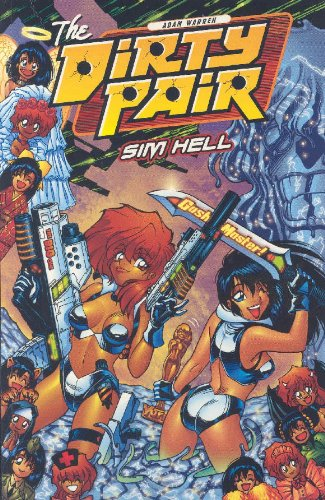9781569717424: Dirty Pair: Sim Hell 3rd Edition
