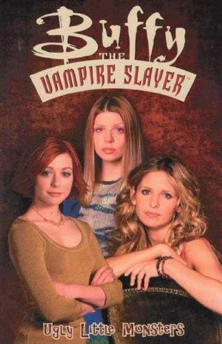 Buffy the Vampire Slayer Vol. 12: Ugly Little Monsters: Fassbender, Tom, Pascoe, Jim, Richards, ...