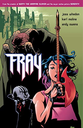 9781569717516: Fray: Future Slayer