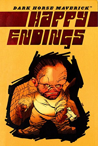 Dark Horse Maverick: Happy Endings