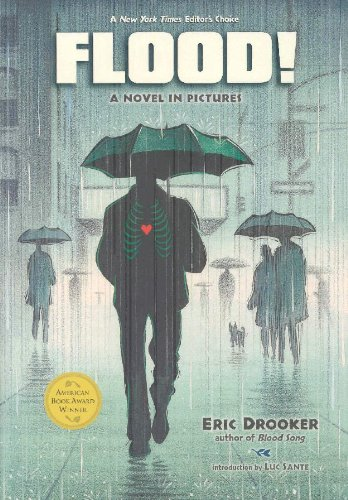 9781569718216: Flood!: A Novel in Pictures