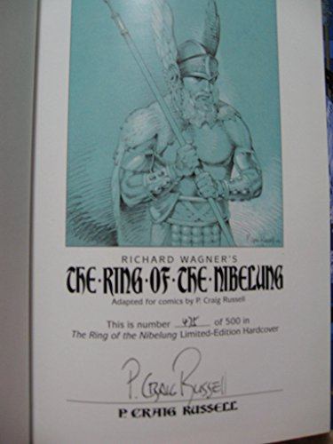 The Ring of the Nibelung, Volume One: Adapted By P.