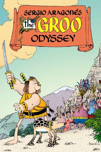 Sergio Aragones' The Groo Odyssey (156971858X) by Dark Horse Comics