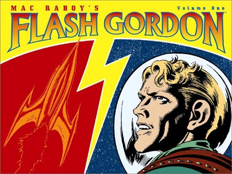 Mac Raboy's Flash Gordon, vol. 1 (1569718822) by Stan Sakai