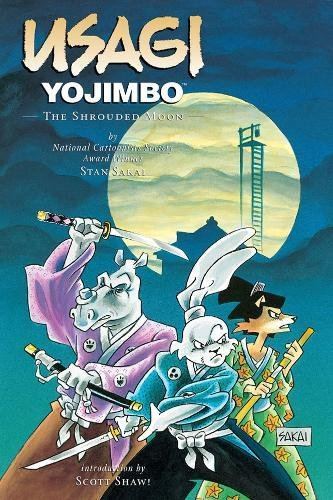 9781569718834: Usagi Yojimbo Volume 16: The Shrouded Moon (Usagi Yojimbo (Dark Horse)) (v. 16)