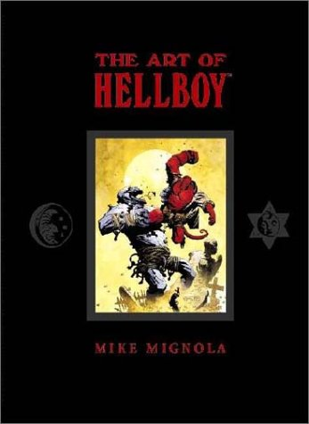 9781569719107: The Art of Hellboy