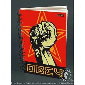 9781569719190: Shepard Fairey OBEY Journal