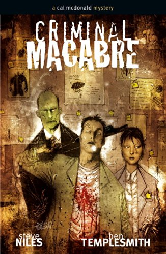 9781569719350: Criminal Macabre: A Cal McDonald Mystery