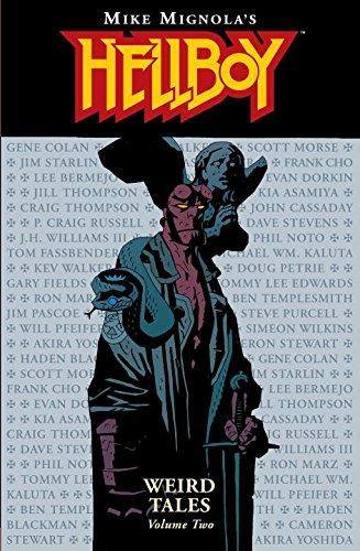 9781569719534: Hellboy: Weird Tales, Vol. 2