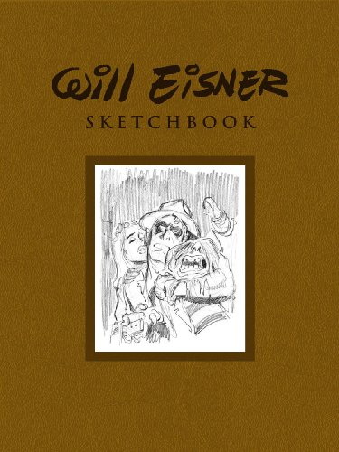 9781569719602: The Will Eisner Sketchbook - New Edition