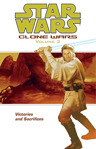 9781569719695: Victories and Sacrifices (Star Wars: Clone Wars, Vol. 2)