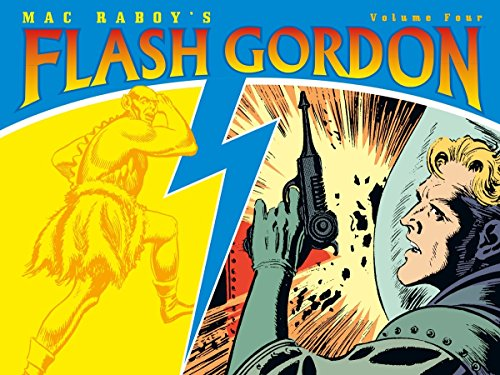 Mac Raboy's Flash Gordon Volume 4 (1569719799) by Mac Raboy