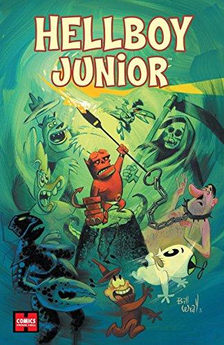 Hellboy Junior (1569719888) by Mike Mignola