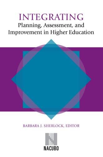 9781569720493: Integrating Planning, Assessment, and Improvement in Higher Education