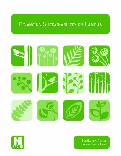 9781569720523: Financing Sustainability on Campus
