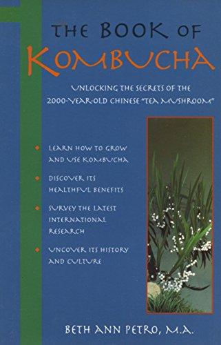 The Book of Kombucha: Petro, Beth Ann