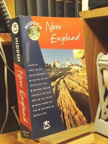 9781569750568: Hidden New England (4th ed)