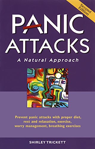 9781569751879: Panic Attacks: A Natural Approach, Second Edition