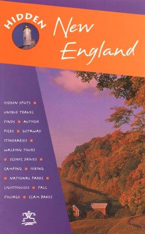 9781569752050: Hidden New England