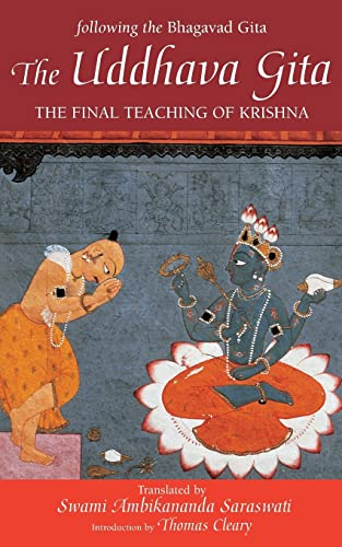 9781569753200: The Uddhava Gita: The Final Teaching of Krishna