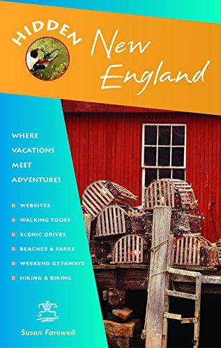 9781569754009: Hidden New England: Including Connecticut, Maine, Massachusetts, New Hampshire, Rhode Island, and Vermont (Hidden Travel)
