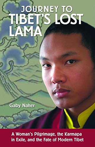 JOURNEY TO TIBETS LOST LAMA: A Womans Pilgrimage, The Karmapa In Exile.