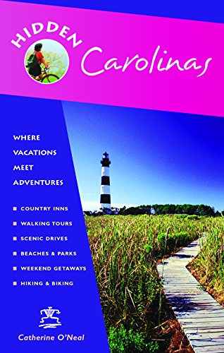9781569754849: Hidden Carolinas: Including Ashville, Great Smoky Mountains, Outer Banks, and Charleston