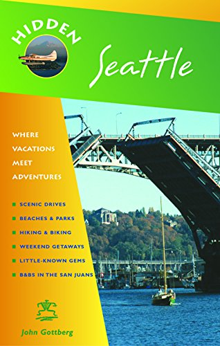Hidden Seattle (Hidden Travel) (1569755418) by Gottberg, John