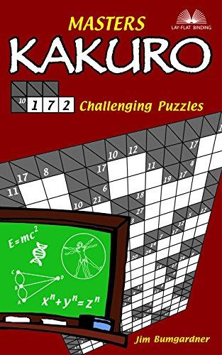 9781569755532: Masters Kakuro: 172 Challenging Puzzles