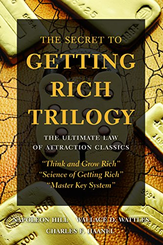 The Secret to Getting Rich Trilogy: The: Hill, Napoleon, Wattles,