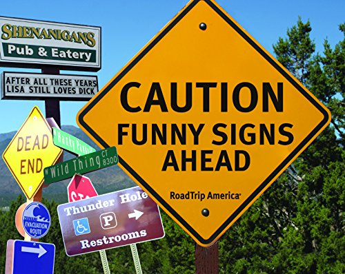 9781569756874: Caution Funny Signs Ahead (Humour)
