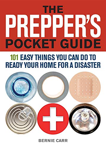 9781569759295: The Prepper's Pocket Guide: 101 Easy Things You Can Do to Ready Your Home for a Disaster