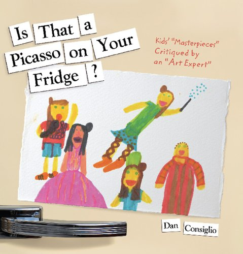9781569759929: Is That a Picasso on Your Fridge?: Kids'