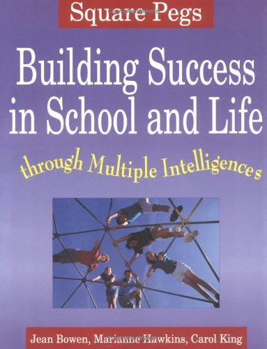 9781569760758: Square Pegs: Building Success in School and Life Through Multiple Intelligences